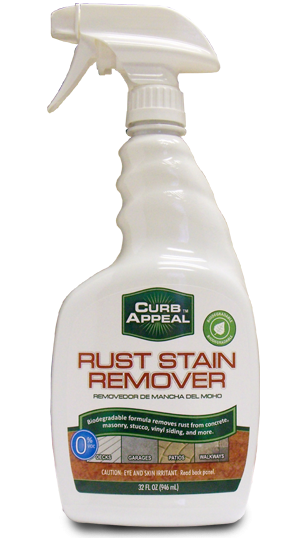 Concrete Stain Remover >> Rust Stain Remover Rust Stain Concrete Rust Vinyl Siding